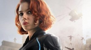 Filtran video de la película de 'Black Widow' en Expo Disney