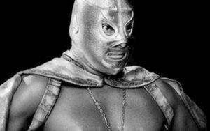 Revelan nueva foto de 'El Santo' sin máscara