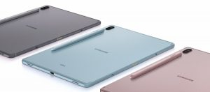 Samsung presenta la tableta Galaxy Tab S6 con lápiz digital S Pen