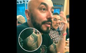 Tatuaje podría confirmar romance de Beli y Lupillo