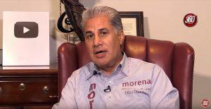 Buscará Morena revocación de mandato para CDV (VIDEO)