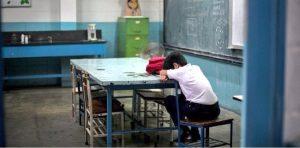 Vuelven a clases… sin maestros