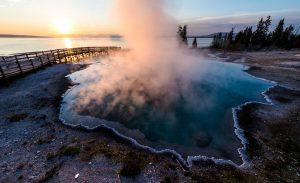 Supervolcán de Yellowstone podría extinguir a los humanos