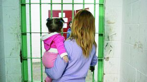 Cárceles de Tamaulipas,  peligro para niños y niñas