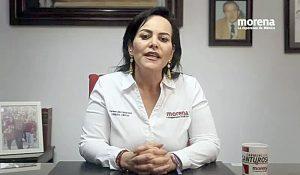 Carmen Lilia Canturosas será Coordinadora de Morena