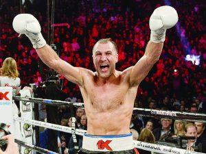 Ansía Kovalev pelea contra Saúl Álvarez