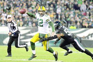 Ponen Packers invicto en juego