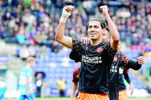 Sella Gutiérrez goleada del PSV