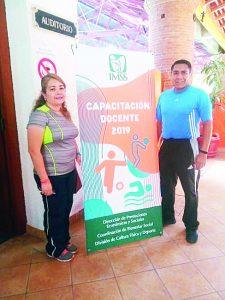 Capacitan a 145 maestros en Tlaxcala