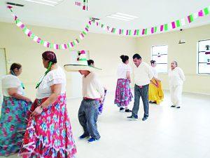 Celebra CESAME  Fiestas Patrias