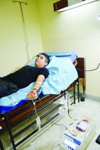 Arranca campaña para donar sangre