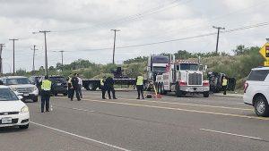 Se recupera co-regente de Laredo tras aparatoso accidente