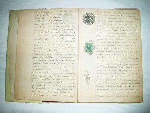 De fierros para ganado,  libro más viejo de NLD
