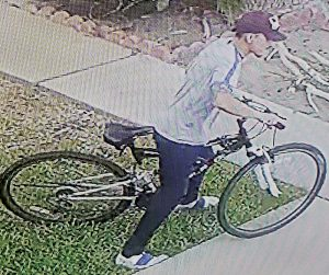 Piden denunciar a ladrón de bicicletas