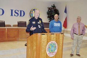 Estudiante que amenazó con balacera en Laredo no enfrenta cargos