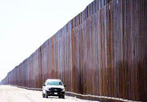 Forman un frente  contra construcción de muro fronterizo
