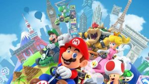 Mario Kart Tour ya está disponible en México