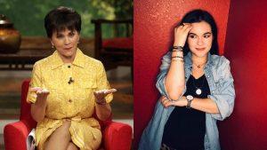Pati Chapoy llama enferma mental y mentirosa a Sarita Sosa, hija de José José