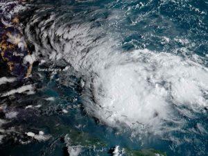 Alerta por tormenta tropical 'Humberto'