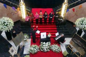 Homenajean a Toledo en Bellas Artes
