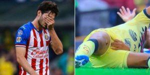 Suspenden a Antonio 'Pollo' Briseño cuatro partidos por agresión a Giovani dos Santos