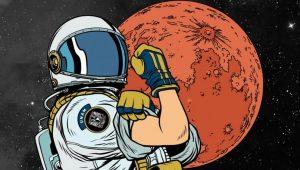 Estudiante de la UNAM comandará misión análoga a Marte