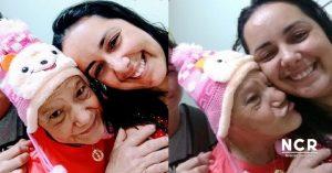 Enfermera adopta a mujer con cáncer abandonada por su familia