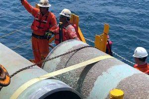 Inicia operación gasoducto Texas-Tuxpan