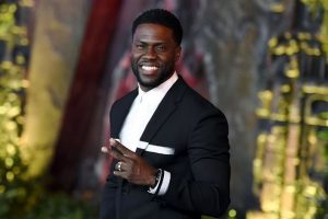 Hospitalizan a Kevin Hart tras accidente