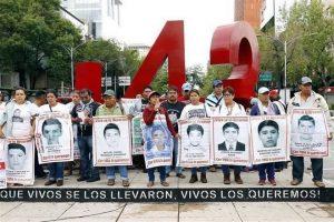 Inician proceso contra funcionarios por Ayotzinapa