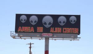 Detienen a los primeros intrusos que trataron de invadir el Área 51