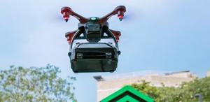 VIDEO: Conoce el primer dron de pasajeros en México