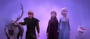Listo el nuevo tráiler 'Frozen II'