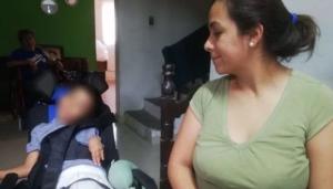 Niño termina con parálisis cerebral por morder una pila