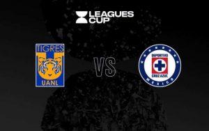 Cruz Azul vs Tigres, ¿dónde y a qué hora ver la final de Leagues Cup?