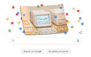 Google cumple este viernes 27 de septiembre 21 años