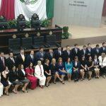 Toman protesta nuevos Diputados en Congreso de Tamaulipas