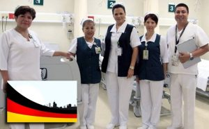 Alemania busca enfermeros mexicanos; ganarían hasta 70 mil pesos