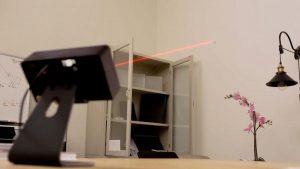 Este láser encuentra a los mosquitos de forma completamente autónoma