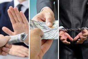 Baja percepción de la corrupción en México