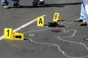 Suben homicidios  en gobierno de CDV