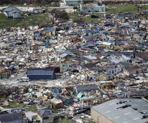 Deja Dorian al menos 20 muertos en Bahamas