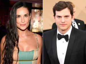 Demi Moore revela que fantasía sexual de Ashton Kutcher terminó su matrimonio