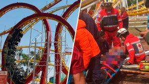 Trágico accidente en La Feria de Chapultepec, al menos 2 muertos