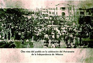 Fiestas patrias, fervor en Anáhuac