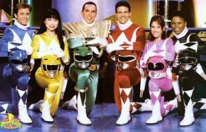 Power Rangers: así luce el elenco original 26 años después