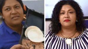 """""""Lady Frijoles"""" rompe el silencio tras ser deportada a Honduras"""