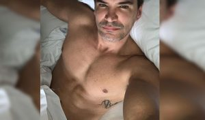 Julio Camejo víctima de los hackers; le filtran foto sin ropa