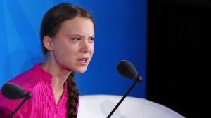 VIDEO: Fustiga Greta a líderes en ONU