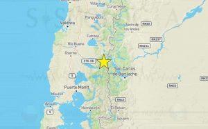 Sismo de magnitud 6 sacude Chile